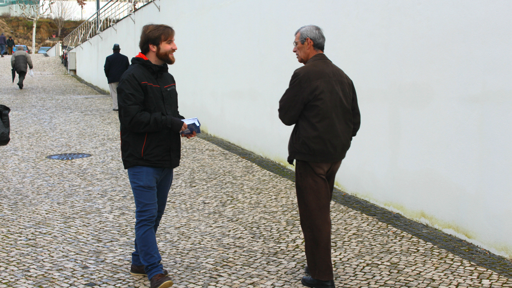 Torem, Portugal Outreach - Jan 2015 - TTSi
